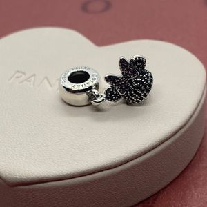 Minnie Mouse Sparkling Ear Hat Charm ONLY